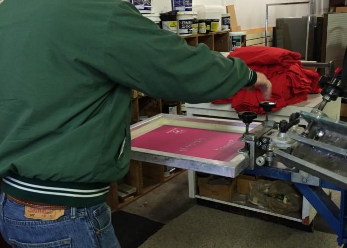 pummill sports screen printing