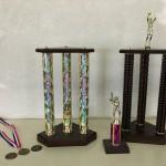 trophies engraved