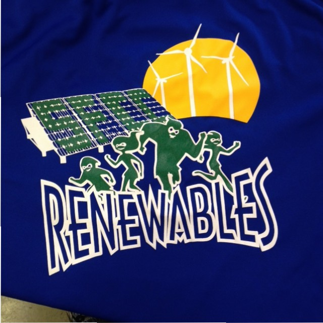 renewables screen printing